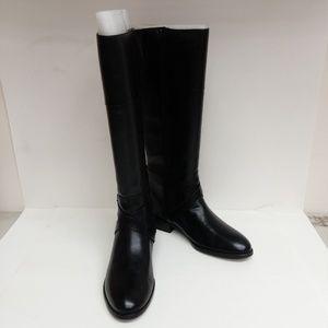 Lauren Ralph Lauren Women's Boot Black Size 10